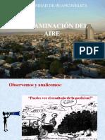 Ecologia e Impacto a Contaminacion-Aire-clase8