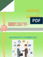 10-Mandato y Comisión (Diferencias)