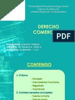 11-Contratos Bancarios (Cuenta Corriente, Plazo Fijo, Caja de Ahorro)