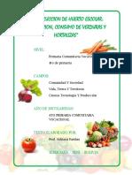 Texto Didactizado Verduras Adriana