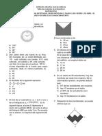 Prueba Piloto Quiz Del Saber Matema