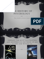 AP History of Psychology