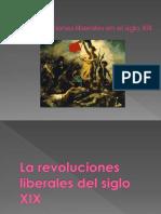 Las Revoluciones Liberales en El Siglo Xix