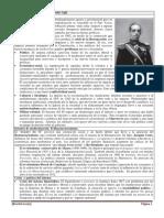 Esquema Reinado Alfonso XIII