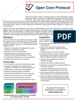 OCP 22 Datasheet