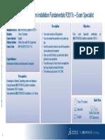 2017x IDCARD 3DEXPERIENCE Platform Installation Fundamentals R2017x ES