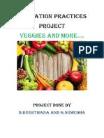 Informatics Practices Project Class 12