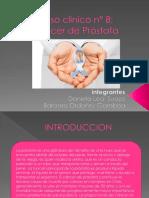 Caso clÃ-nico n° 8 cancer prostata revisado