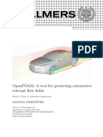 Bastian-Nebenfuhr-OpenFOAM a Tool for Predicting Automotive Flow Fields