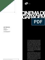 LIMA Dellani. Cinema Inclassificvel Urgente e Afetivo