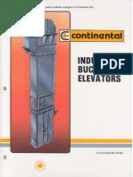 Bucket Elevator Cat-Continentalalogue