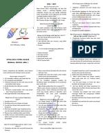 Leaflet Post Partum