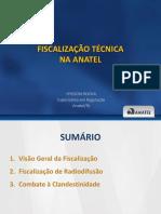 Fiscalização Técnica Na Anatel