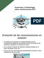 Comunicaciones aéreas