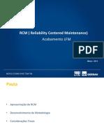 Manual RCM