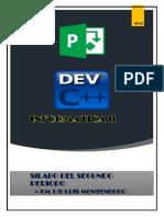 Desarrollo Del Silabo Informatica Ll