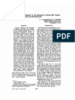 Hekken & Thompson, 1992. Application of PhastSystemB to the Resolution of Bovine Milk Proteins