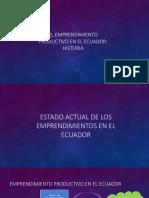 Emprendimiento Productivo en Ecuador