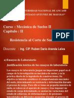 Resistencia Al Corte de Suelos - Practica