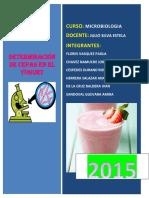 Determinacion de La Sepas en El Yogurt (1)