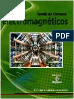 Teoría de Campos Electromagnéticos (Tomo 1). Regulo A. Sabrera Alvarado