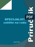 Priručnik Specijalist Zaštite Na Radu
