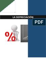 Depreciación Avance