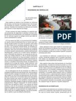 Capítulo 17 Incendios en Vehículos