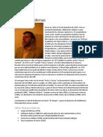 Biografia Eliécer Cárdenas