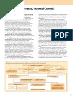 Corporate Governance Internal Control Compliance
