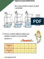 Proporcionalidad Directa (1)