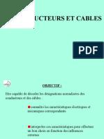Cours Conducteurs Et Cables