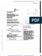OCC Stipulated Dismissal