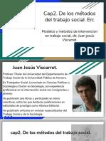 2. de Los Métodos Del Trabajo Social.