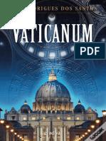 Vaticanum - José Rodrigues Dos Santos