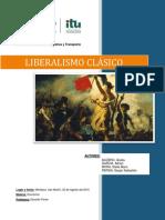 Liberalismo Clásico. Estella