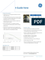 Fact Sheet Variable Inlet Guide Vane