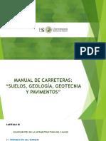Capitulo III Manual de Suelos, Geologia, Geotecnia y Pavimentos