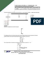 Examen Parcial de Física C Primer Termino 2009
