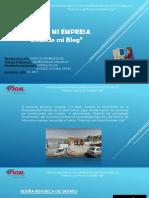 Presentación de Diapositivas del Distrito Municipal de Ciudad Nueva
