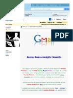 Truco Para Crear Cuentas Ilimitadas de Gmail - Descargar Gratis