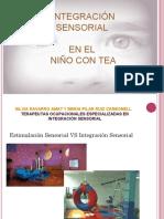 Presentación Integración Sensorial