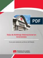 MINJUS DGDOJ Guia Artbitraje Internacional en Inversiones (1)