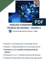 Análisis Fundamental y Técnico de Divisas Sesión 4 Imprimir