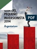Guia Pequeño Inversionista 2014