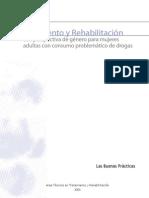TRATAMIENTo y Rehabilitacion Perspectiva de Genero