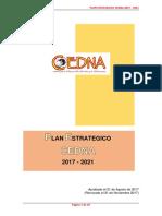 Plan Estrategico Cedna 2017 - 2021 Def 21nov 2017 Renovado