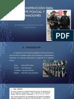Manual de Instrucción Para El Porte Policial