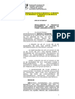 Regulamenta Processo Eletrônico no TJ/RS