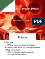 fechamento distúrbios hemodinâmicos